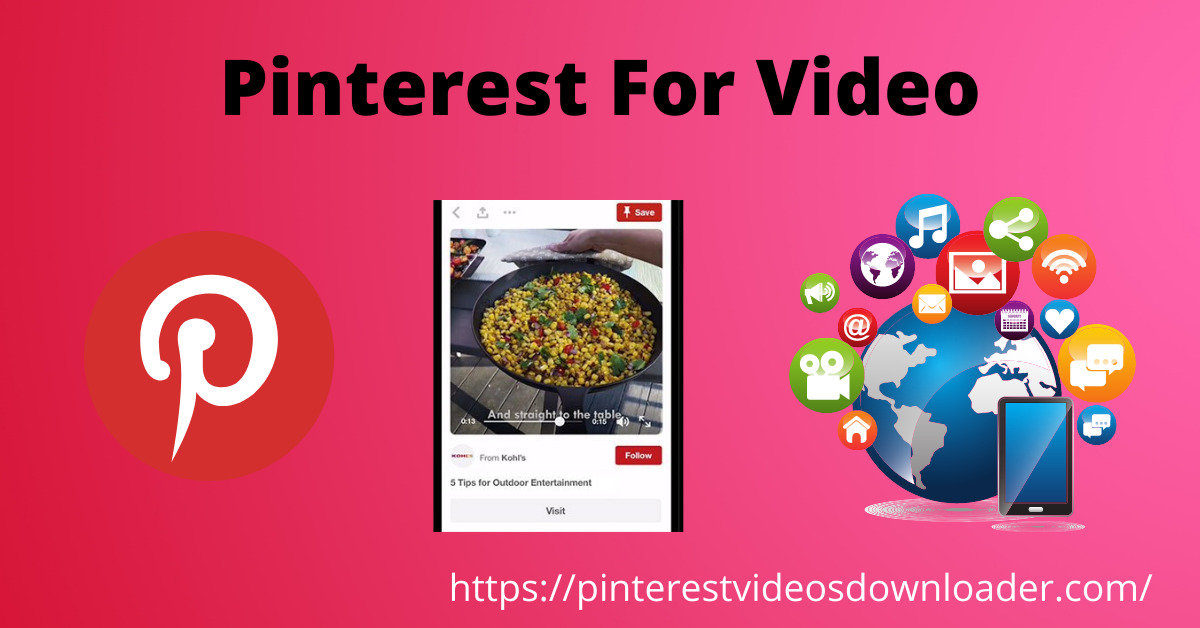 Pinterest For Video | Pinterest video requirements
